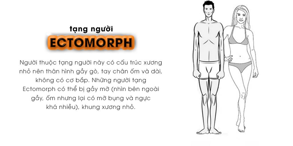 Tạng người Ectomorph