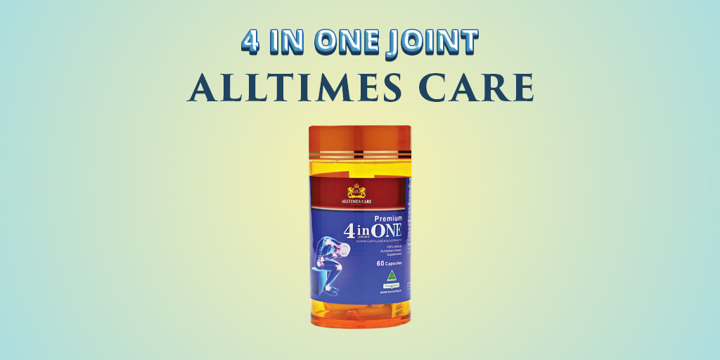 4 in One Joint Alltimes Care